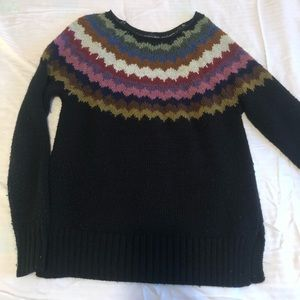 American eagle amazingly soft sweater size small